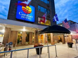 Comfort Hotel Downtown Toronto, Toronto