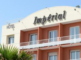 Citotel Hotel Imperial, Sète