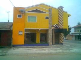 Vieira's Palace Hotel, Paranaguá