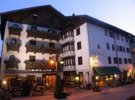 Club Hotel Alpino, פולגריה
