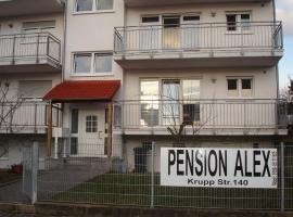 Pension Alex, Frankfurt