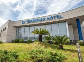 Hotel Terminus, Podgorica