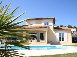 Villa dans l'Esterel, Saint-Raphaël