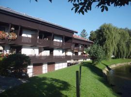 Traum-Atelierdachwohnung, Bernau am Chiemsee