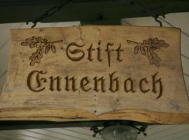 Stift Ennenbach, Ruppichteroth