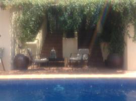 Casa Colina, Olivella