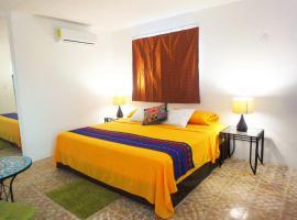 Casa Naranja, Mérida