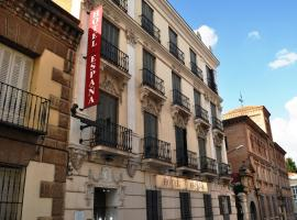 Hotel España, 과달라야라