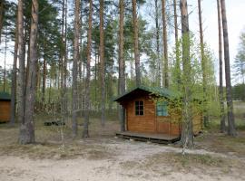 Hirvemäe Camp, Värska