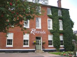 The Riverside House Hotel, Mildenhall