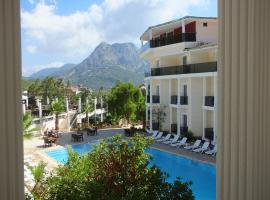 Monte Mare Hotel, Adrasan