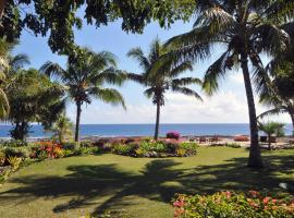 White Grass Ocean Resort, Tanna Island