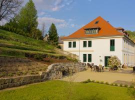 Pension Am Finkenberg, Sebnitz