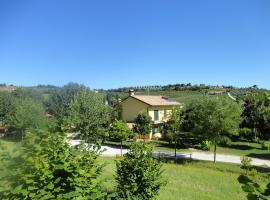 Casa Monte Albano, Чезена