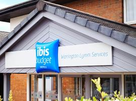 ibis Budget Warrington Lymm Services, Уоррингтон