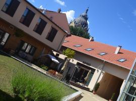 Szent János Hotel, Segedin