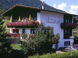 Gästehaus Annabell und Barbara, Sautens
