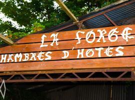 La Forge, Guînes