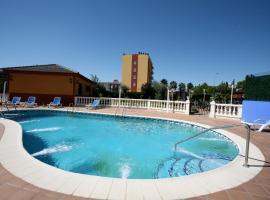 Hotel Zeus, Merida