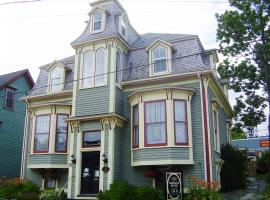 1880 Kaulbach House Historic Inn, Lunenburg