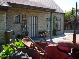 Vakantiewoning The-Old-Tractor, Oedelem