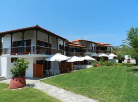 Villa Papapostolou, Ierissos