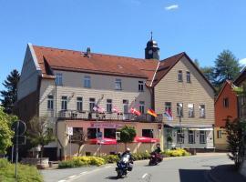 Hotel Restaurant Druidenstein, Trautenstein