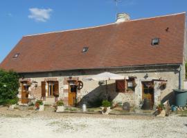 Les Riaux, Saint-Brisson-sur-Loire