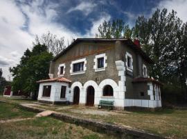 La Estación de Rabanera, Hontoria del Pinar