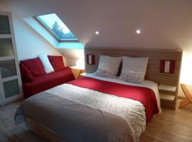 Chambres du Bourleux, Templeuve