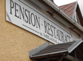 Pension U Milana, Dvůr Králové nad Labem
