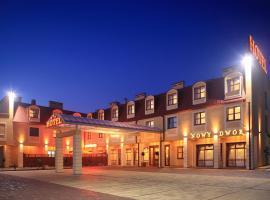 Hotel Nowy Dwór W Zaczerniu, Zaczernie