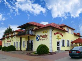 FENIX - Hotel i Restauracja, Trzebownisko