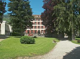 Hôtel du Parc, Allevard