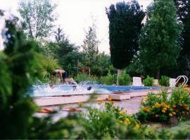 Hotel Santa Rosa, Valle Hermoso