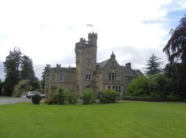 Mansfield Castle Hotel, Tain