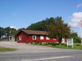 Motel Skanderborg Syd, Сканнерборг