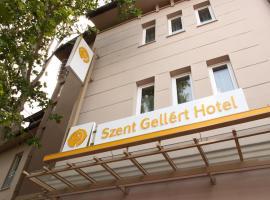 Szent Gellért Hotel, Székesfehérvár
