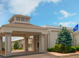 Best Western Leisure Inn, Lakewood