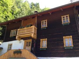 Ferienhaus Pirker, Flattach