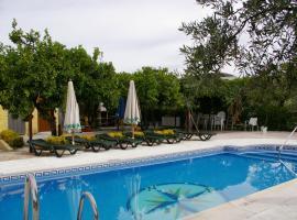 Casa rural Los Naranjos, Melegis