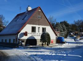 Pension U Studánky, Moldava