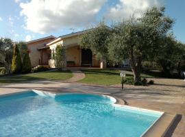 Villa Enrica, Alghero
