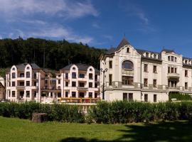 Hotel Most Slávy, Trenčianske Teplice