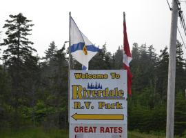 Riverdale RV Park, Louisbourg