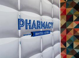 Pharmacy Hostel, Curia