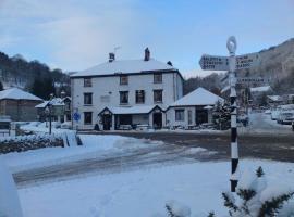 格林谷酒店, Llansantffraid Glyn Ceiriog