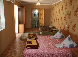 Vesta Mini Hotel, Saky
