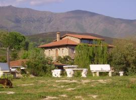 Casa Rural Ropino, El Raso