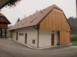 Apartments Kapler, Škocjan